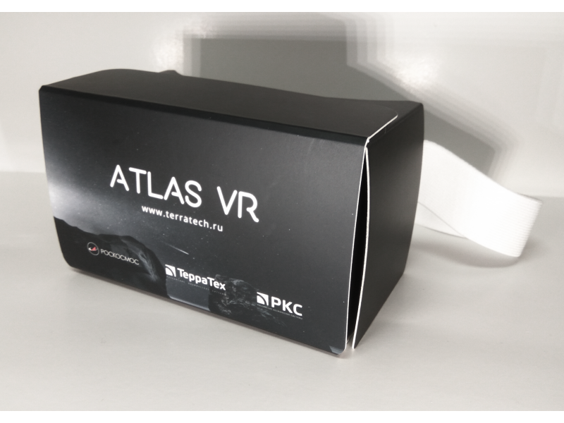 Очки виртуальной реальности от Planetvr - Atlas VR
