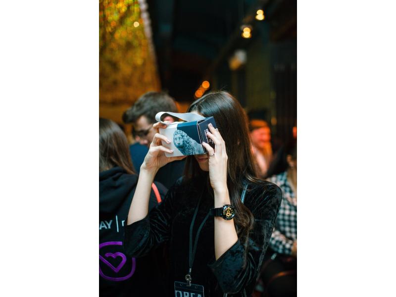 Очки виртуальной реальности от Planetvr - Promo Awards