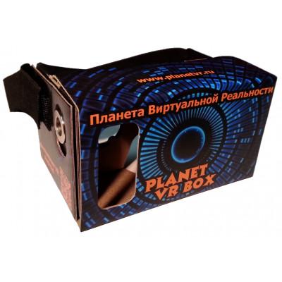 Google Cardboard Planet VR Box 1.0 Graphical